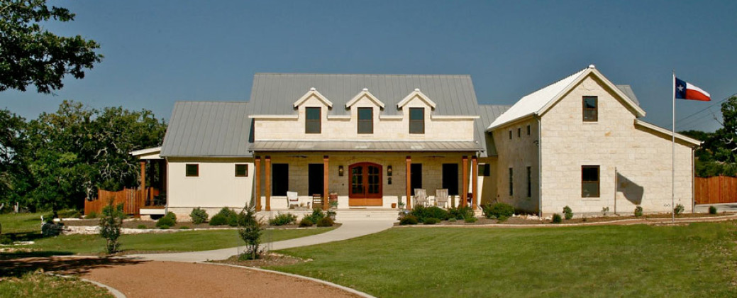 Home building and remodeling in the texas hill country Country home builders in texas
